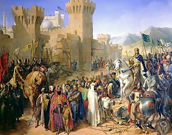 Средневековая война: благородство vs прагматизм Средневековое рыцарство не так уж часто поступало «по-рыцарски». Слава о жестокости европейских феодалов должна была бы быть громче мифа об их