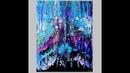 Fluid Acrylics My First video s Superb Swipe Part 2 2572 4 4 18