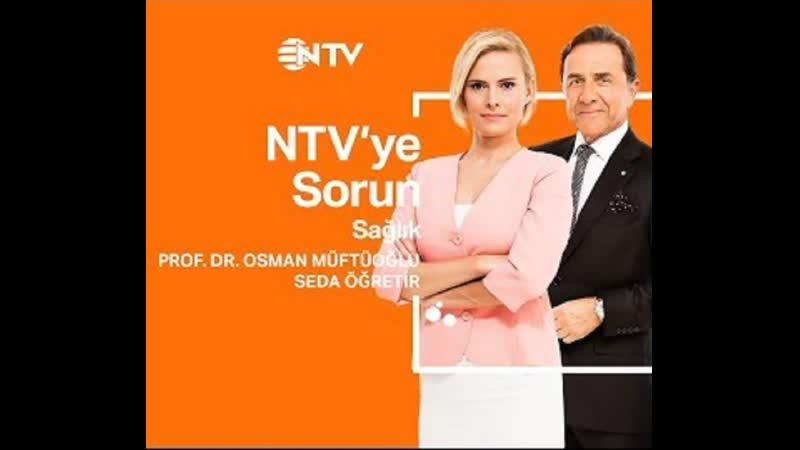 Osman Müftüoğlu ile NTVye Sorun 31 Ekim 2017