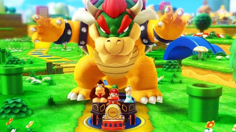 Mario Party Star Rush vs Super Mario Party vs Mario Party 9 vs Mario Party 10 LIVE Nintendo