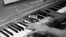 Ride   Lana del Rey (Piano cover)