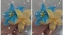 Özlem Topal Kurdale Modelleri Zambak çiçeği