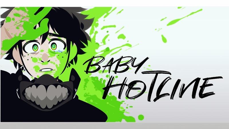 Baby hotline | meme BNHA