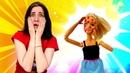 Куклы Барби и Леди Баг на кастинге. Почему Барби покрылась прыщами! Мультики для девочек