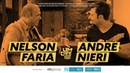 Um Café Lá Em Casa Andre Nieri e Nelson Faria