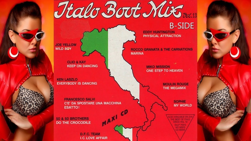 Italo Boot Mix Vol 13b Maxi Single