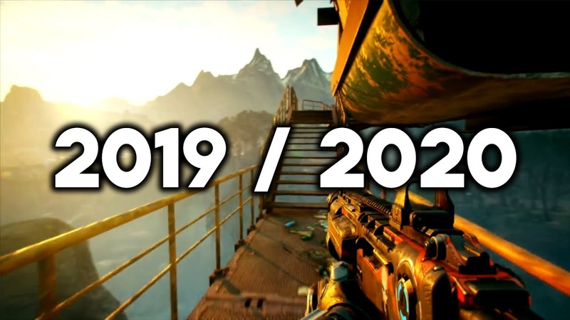 Top 10 NEW FIRST PERSON Upcoming Games of 2019 2020   PS4,Xbox One,PC (4K 60FPS)