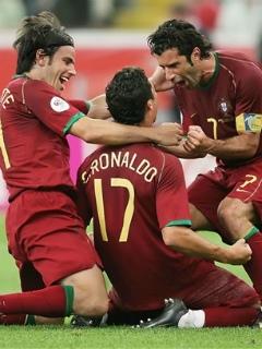 Молодые думают, что Роналду – главная и единственная икона Португалии. Но это не так