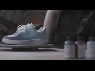 Юла nike air force 1