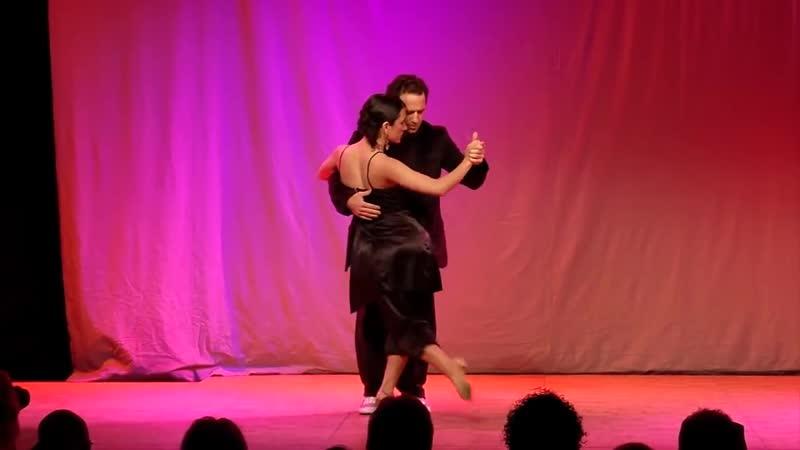 ARealidades DNI Dance Company with Pablo Villarraza u0026 Dana Frígoli Stockholm 17 OCT 2009