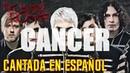 My chemical Romance Cancer Cover en español Subtitulado Lyrics