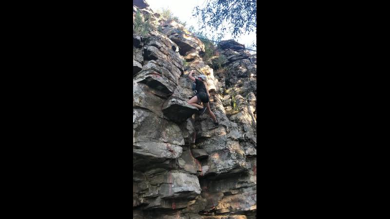 Мало достичь вершины главное не переставать быть на высоте