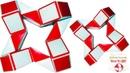 Smiggle Snake puzzle Shuriken. Rubik snake Ninja Star. Rubiks Twist. Magic Rubiks snake 24. Autism