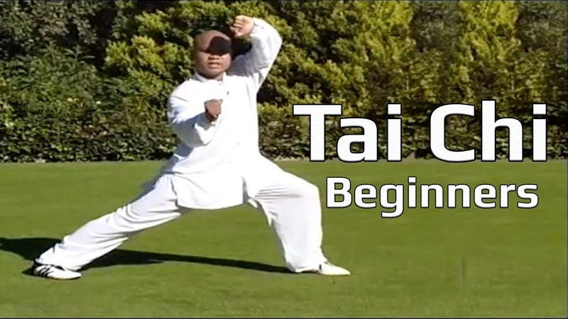 Tai Chi Five -5- Minute Beginners Lesson | Qi Gong Meditation Routine Made Easy