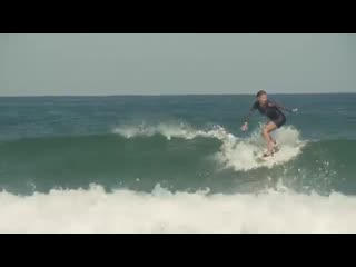 Surf in high heels - almo