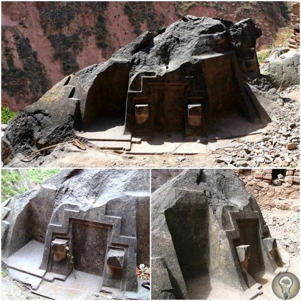 Вы когда-нибудь слышали о Наупа-Хуака одном из древних памятников, расположенном на территории Перу Считается, что он был построен во времена инков. Этот комплекс представляет из себя два
