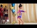 Соревнования по художественной гимнастике 21.04.2019 - Победительница 2012 г.р.
