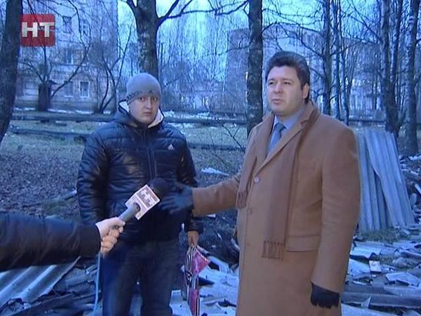 Новгородец Денис Свидерский отказался от квартиры в Кречевицах предоставиленной ему как сироте