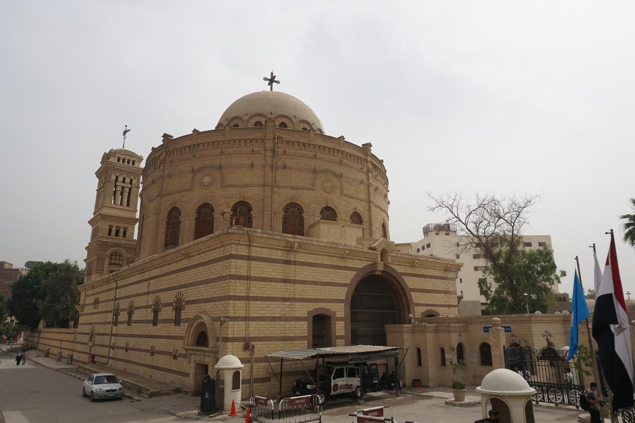 Коптский квартал Каира - христианская древность