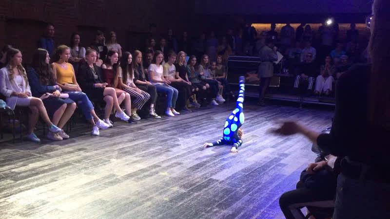 SuperModel Vogue Ball Саша Михайлова new way