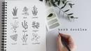 How To Draw Herbs Fun Beginner Doodles