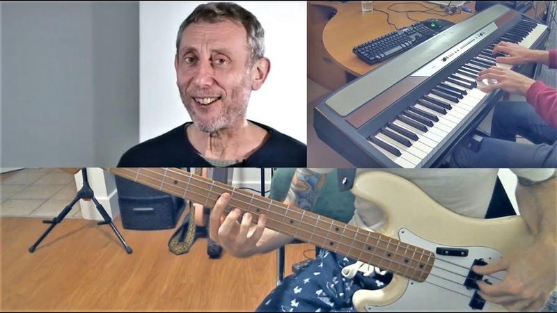 Hot Food But It's A Piano Bass Dub feat Sub Kilohertz Oscillations