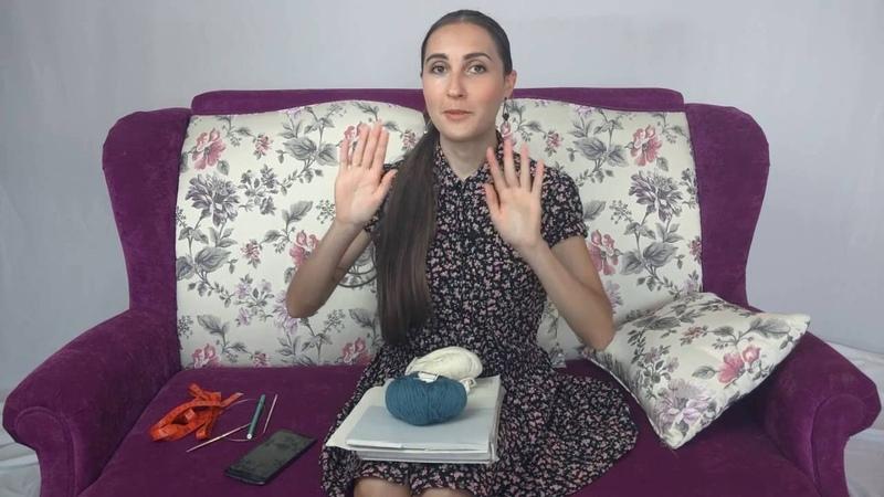 [Видеоурок] Как рассчитать количество петель для свитера спицами