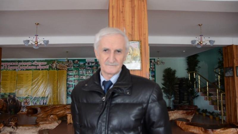 Амирханов Амирхан Магомедович о Тайгане 2017г