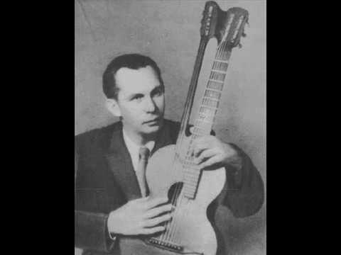 Владимир Сазонов (семиструнная гитара) LP 1966