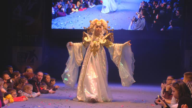Cosplay Pili Puppet Show, Юнь Кей Epic Con 2019