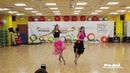 Samba-Swing da Cor соло-латина solo latin dance choreo by Vladlena Volkova