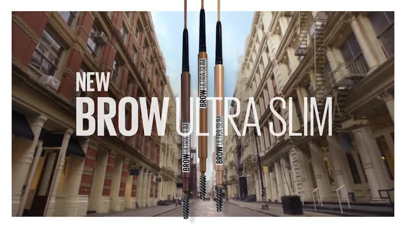 Maybelline Brow Ultra Slim Defining Eyebrow Pencil