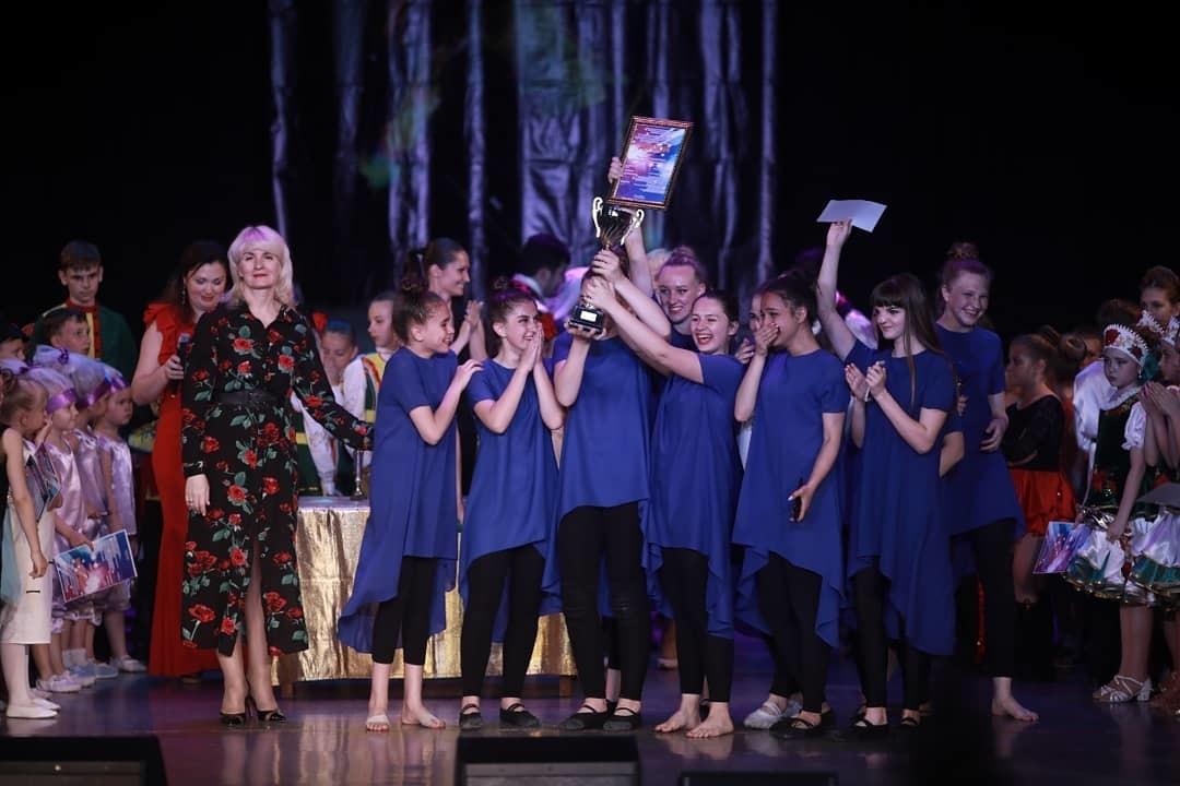 «Шоу-данс Модус» устроил танцевальную феерию в Невинномысске