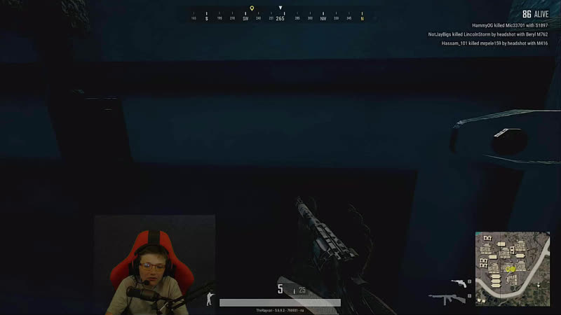 Young PUBG Player On The Rise