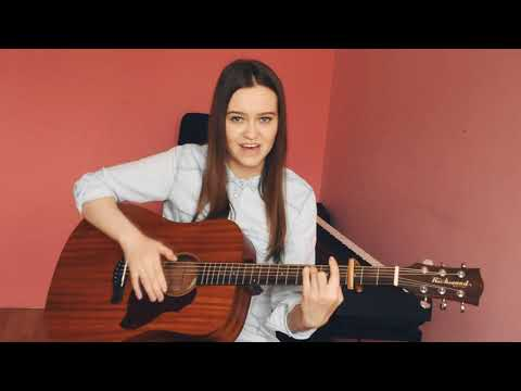 KA- RE - Половина моя кавер на гитаре (cover by Milena Rynkevic)