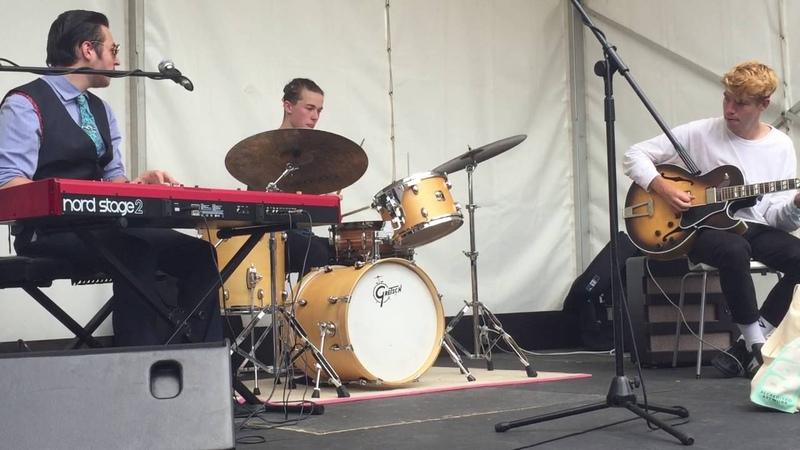 Tutu (Miles Davis Cover) - The Carter-Burton Quartet @ Rye International Jazz Festival 2016