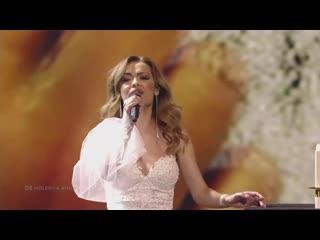 Anna odobescu - stay - moldova - live - second semi-final - eurovision 2019 евровидение молдова 2 полуфинал