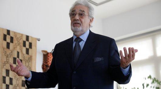 Девять женщин обвинили Пласидо Доминго в сексуальных домогательствах