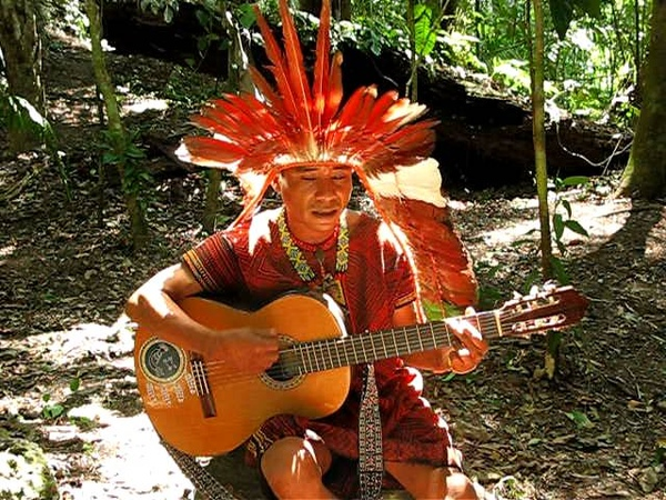 Shaman Songs of the Amazon Basin: Ninawa Pai Da Mata