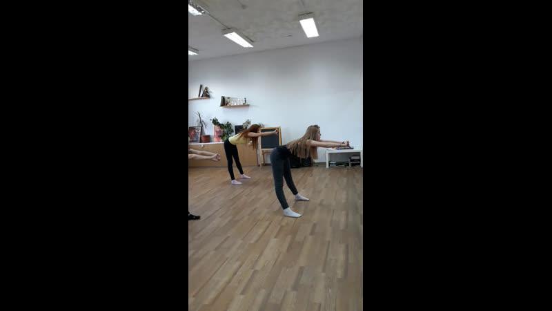 Live: Танцы в Астрахани Стрейчинг, Бачата, Кизомба, Во