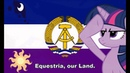National Anthem of The Equestrian Democratic Republic One Verse Version