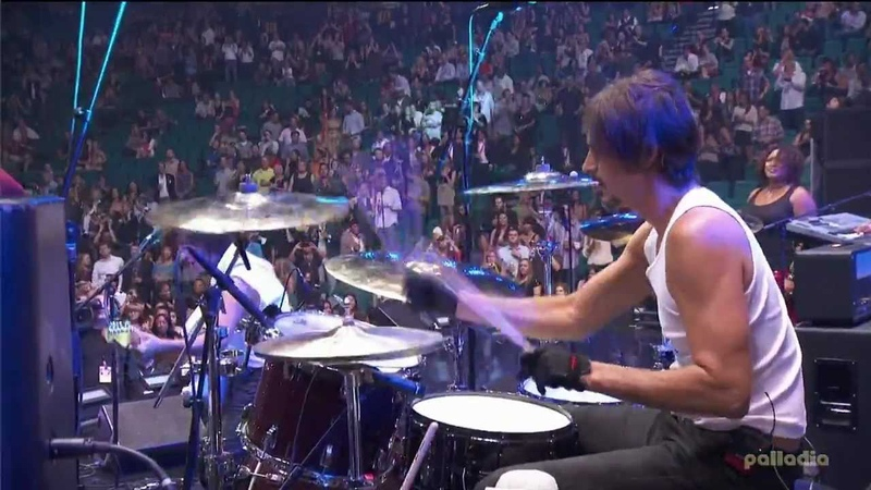 Steven Tyler, Jeff Beck Sting . Sweet Emotion Live iHeartRadio Music Festival 2011 1080p