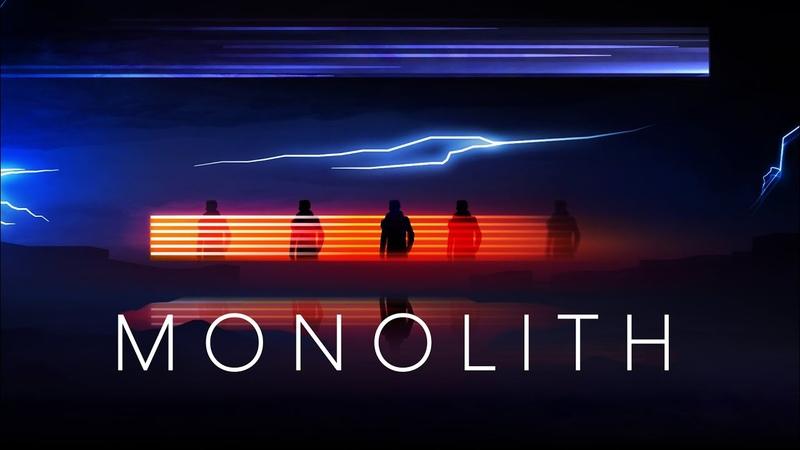 Monolith A Darksynth Mix