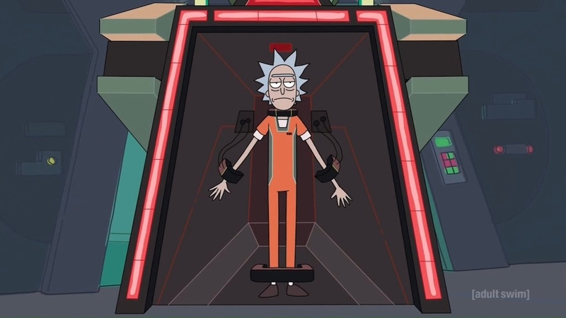 Rick and Morty Do You Feel It