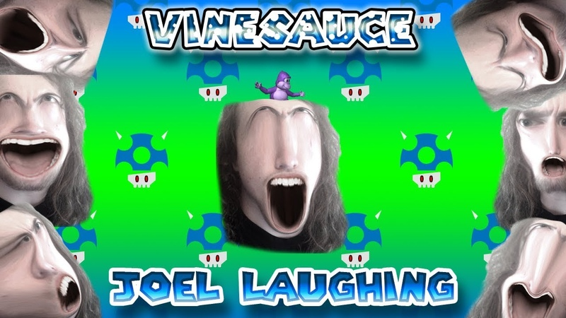 VINESAUCE JOEL LAUGHING