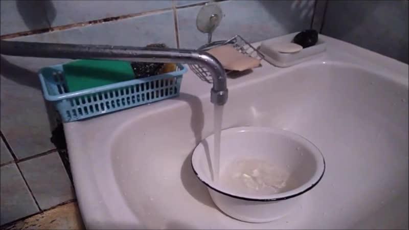 Воду дали