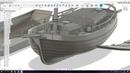 6 Splitting curved surface in Fusion 360 Создаем имитацию доски на поверхности Fusion 360