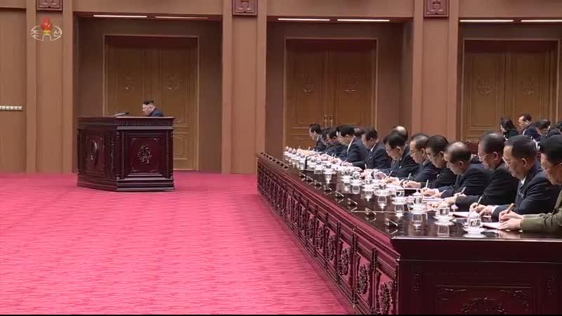 조선민주주의인민공화국 최고인민회의 제14기 제1차회의 2일회의 진행