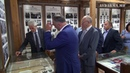 Президент Молдовы Игорь Додон посетил Музей истории села Авдарма