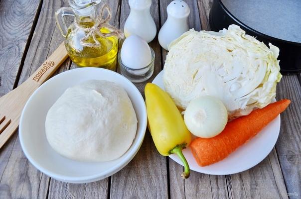 Пирог с капустой, который вам точно понравится!
